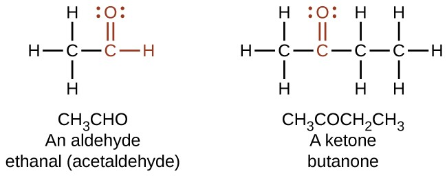 Aldehydes, Ketones, Carboxylic Acids, and Esters