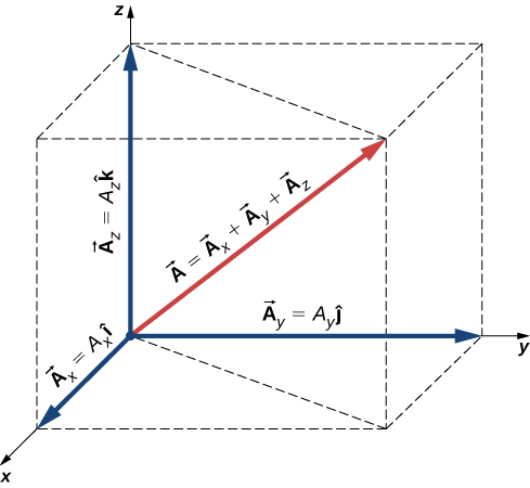 2.2 Coordinate Systems and Components of a Vector