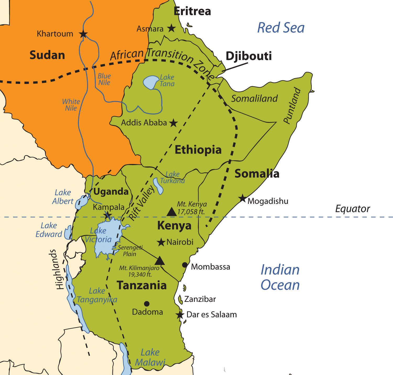 7 5 East Africa