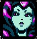 エンチャントレス顔