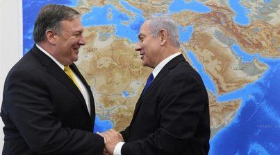 Bildergebnis für Netanyahu-Pompeo Meeting Solidifies War Plan on Iran