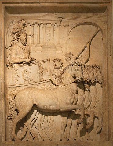triumph of Marcus Aurelius