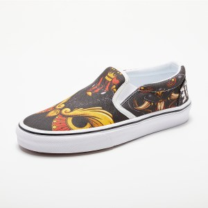 Tyler the Creator Flog Gnaw Customizable Slip-on Canvas Shoes