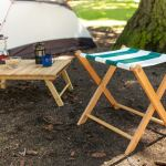 How To Make A Folding Wooden Camp Stool Home Improvement