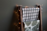 DIY Quilt Rack: How To Make A Blanket Ladder Or Holder