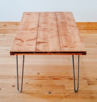DIY Hairpin Leg Coffee Table | Dunn DIY