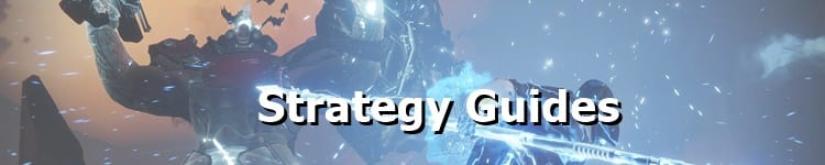 Destiny 2 Strategy Guides