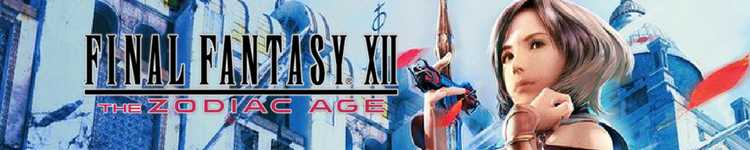 Final Fantasy 12: The Zodiac Age / FFXII