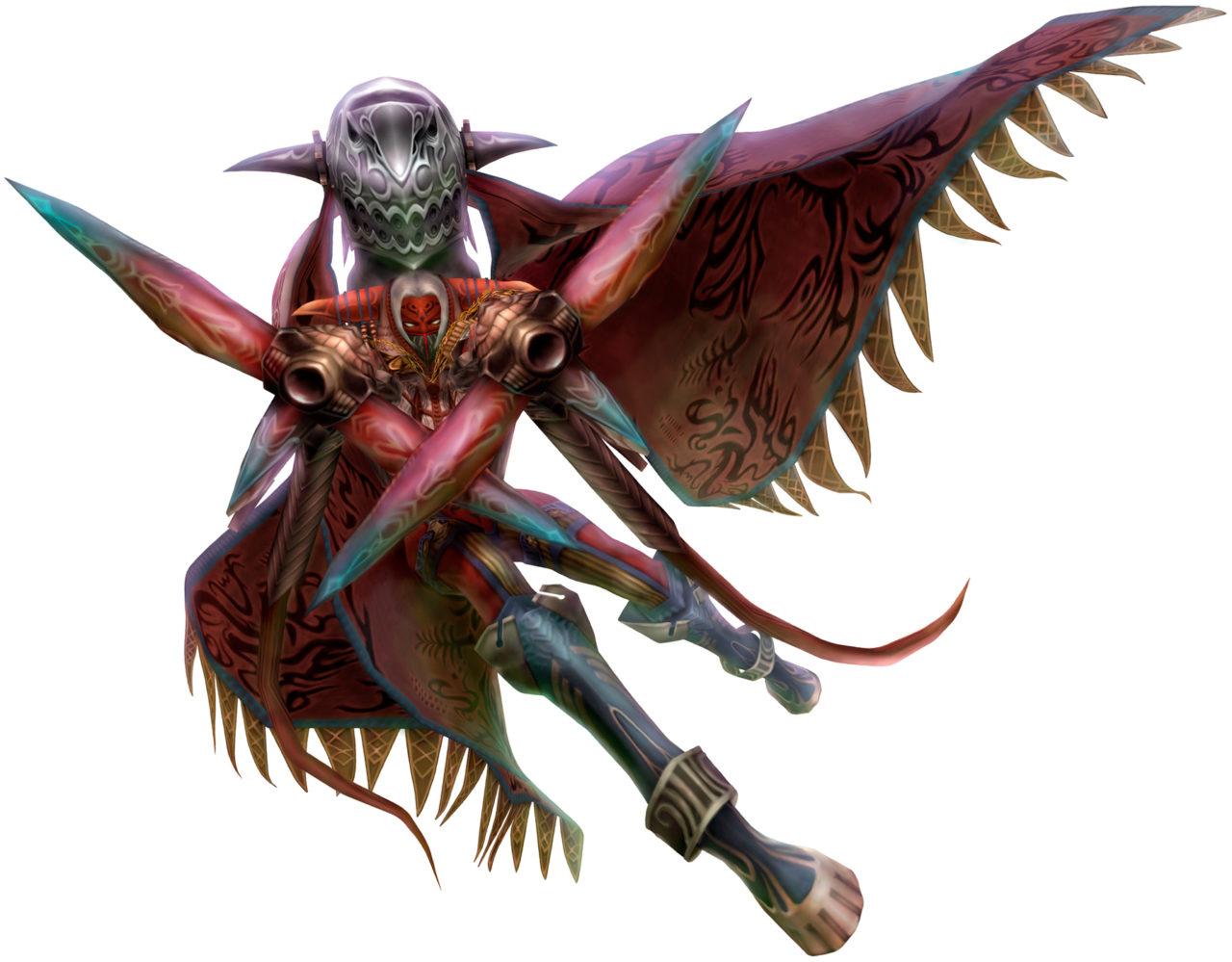 Final Fantasy XII FF12 TZA Shemhazai The Whisperer