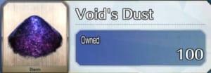 Void's Dust