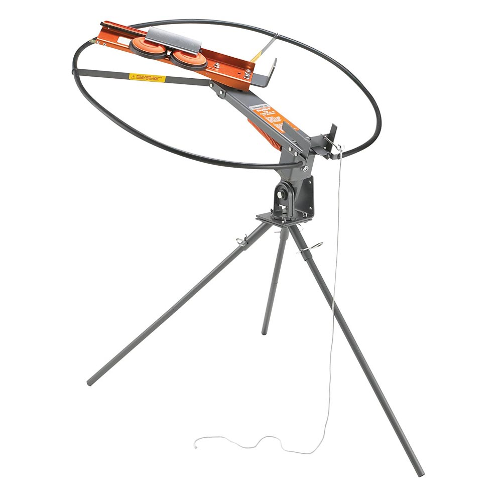 Champion Manual Clay Target Thrower 40906 Skybird W/Tripod