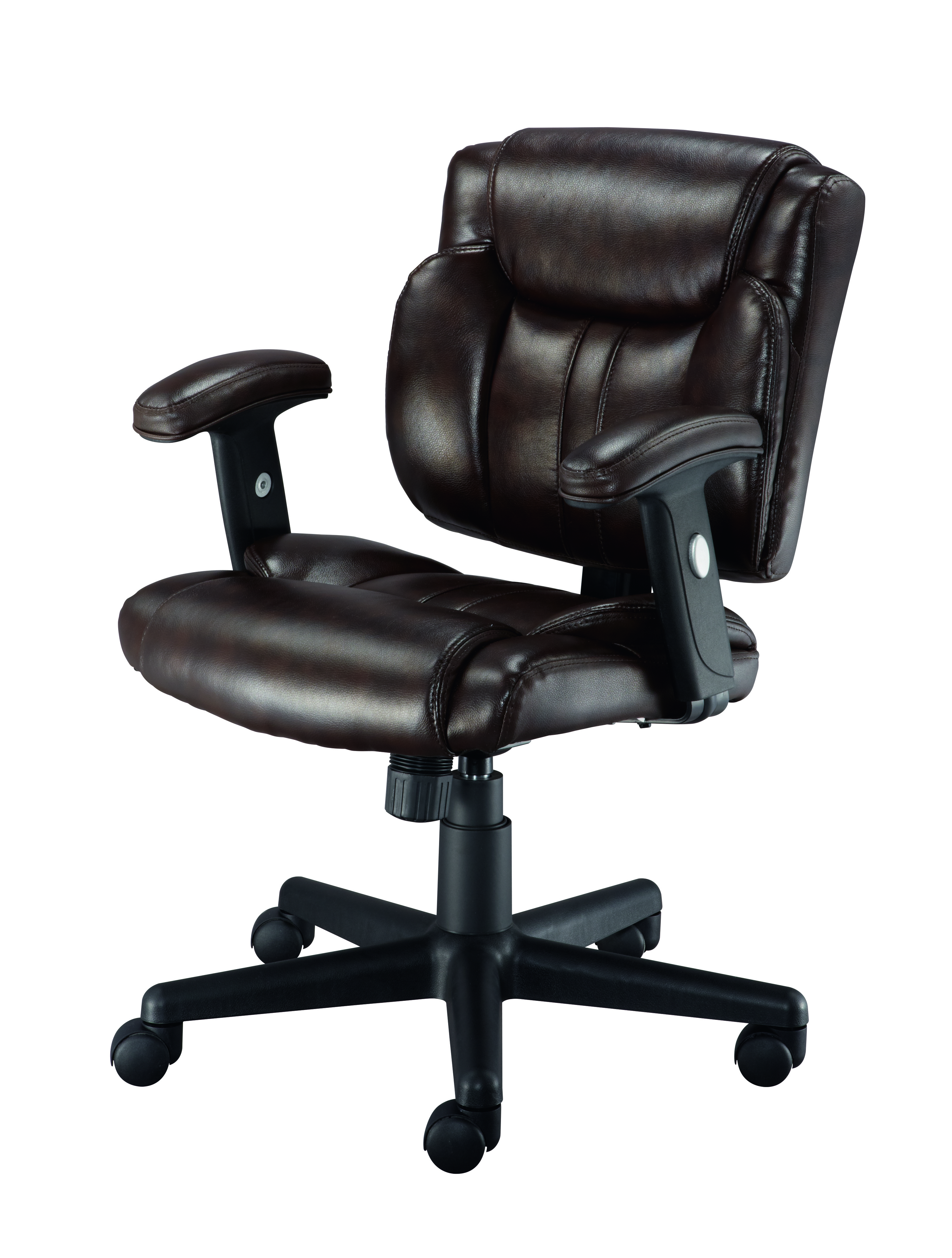 chairs at staples swing chair in stand telford ii luxura managers brown ebay
