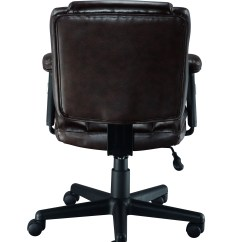 Staples Turcotte Chair Brown Swing Stand For Sale Telford Ii Luxura Managers Ebay