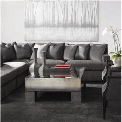 Bernhardt Cantor Sectional Sofa Modern Sale Online Furniture - Belfort Washington Dc ...