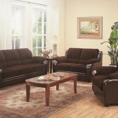 Living Room Packages Brisbane Best Color For Walls 2016 Coaster Monika Stationary Sofa With Wood Feet Charleston Furniture