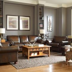 Lazy Boy Living Room Rooms With Leather Sofas Stationary Group By La Z Wolf And Gardiner
