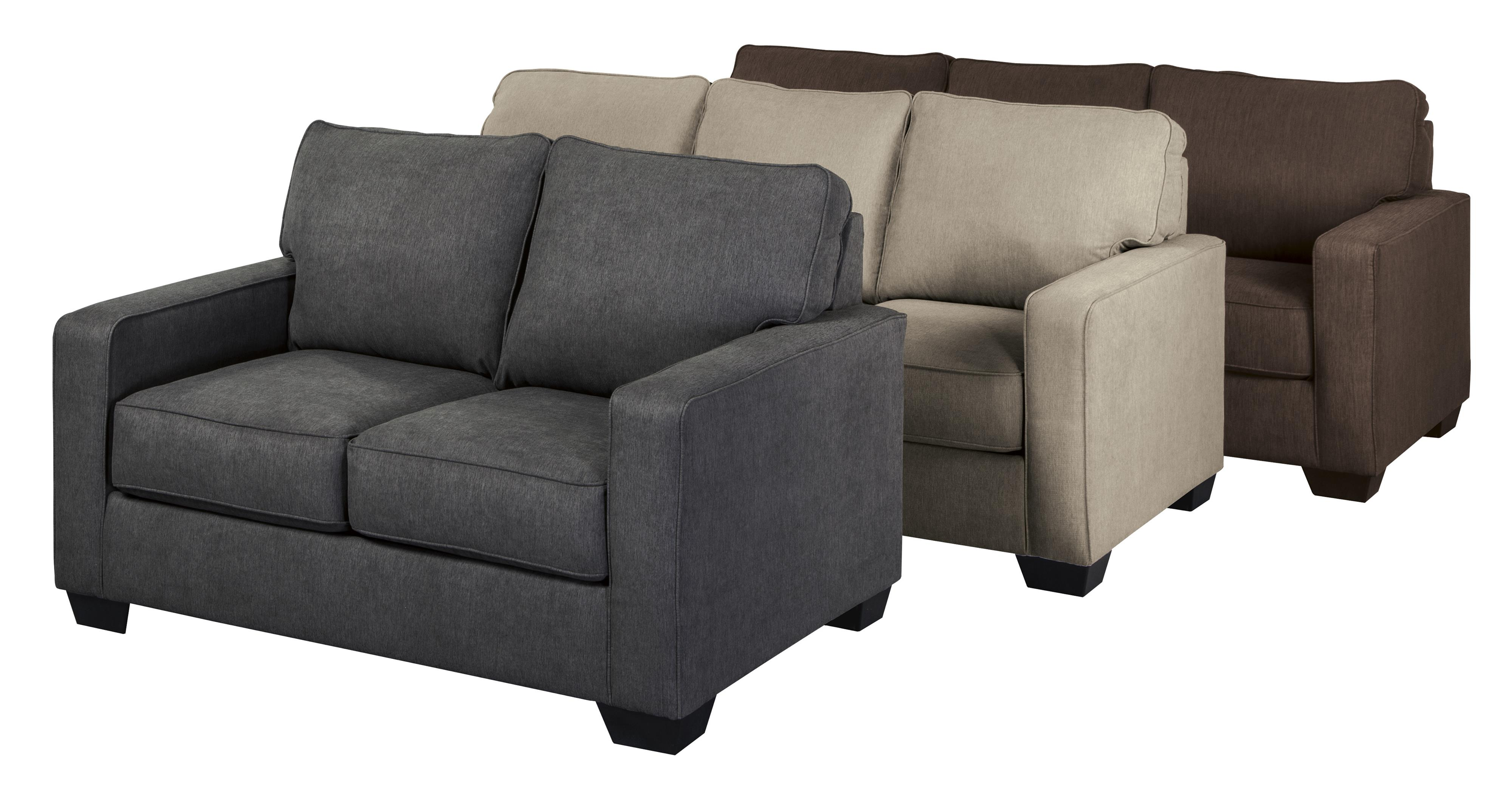 Sleeper Chairs Amazon Twin Sofa Sleeper With Memory Foam Mattress By Signature