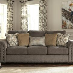 Sofa Set For Living Room Online Quilted Protector Transitional With Nailhead Trim & Coil Seating By ...