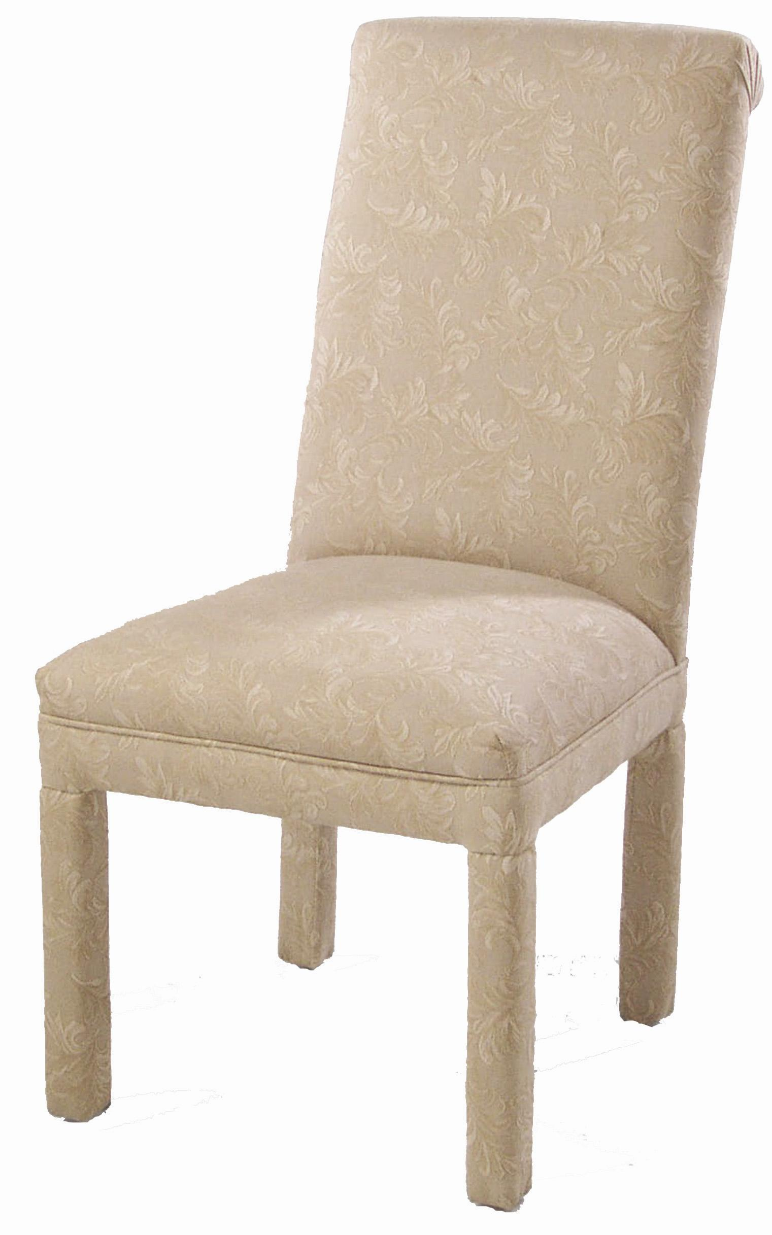 Upholstered Dining Chair by CMI