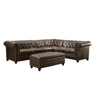 coaster tess sectional sofa cheap contemporary beds uk - find a local furniture store with fine ...