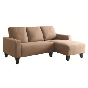 coaster tess sectional sofa lazyboy sleeper - find a local furniture store with fine ...