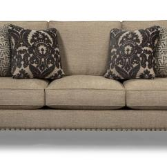 Sofa Store Towson Md Red Grey Carpet Traditional With Light Brass Nails And Turned Wood ...