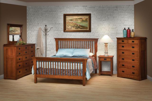 Solid Wood Bedroom Furniture Great Bedroom Great Amish Built