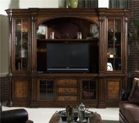 Entertainment Center Wall Unit with by Fine Furniture ...