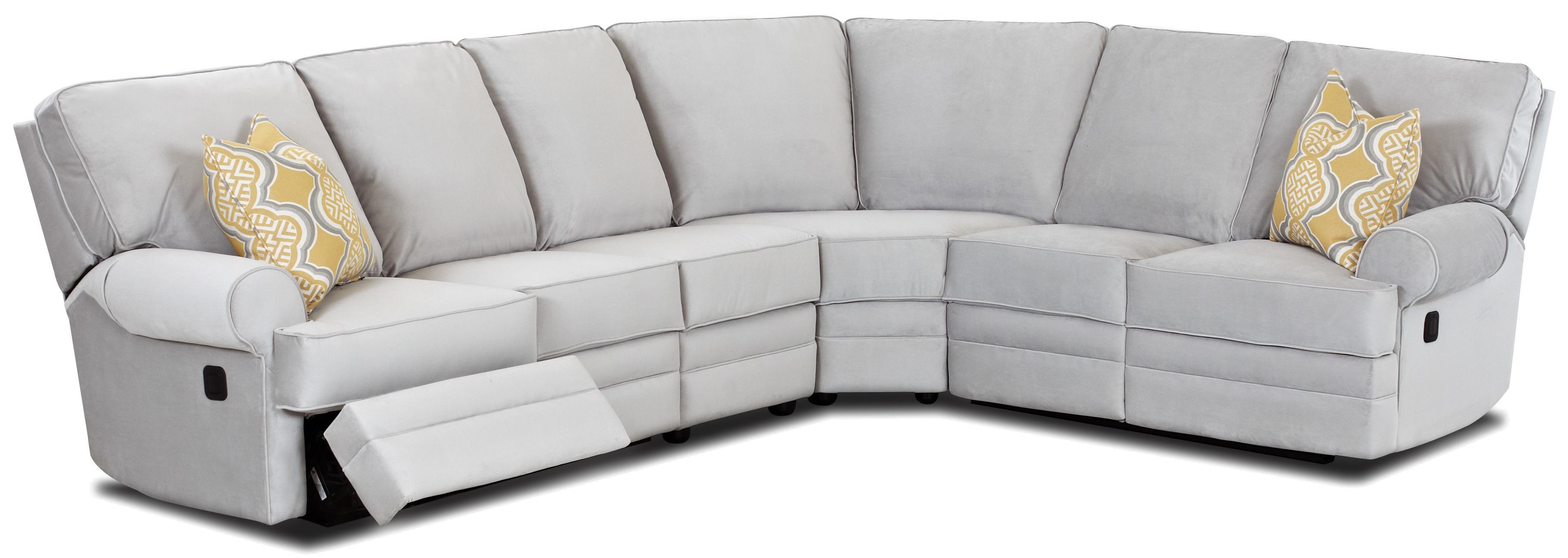 Reclining Sofa Sectional