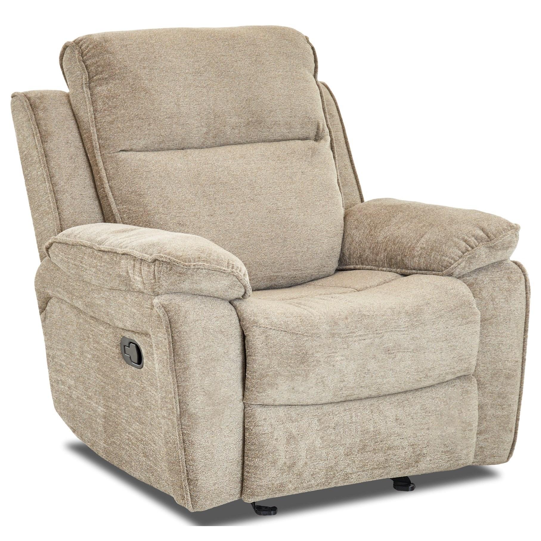 Chair Recliner Double Rocker Swivel Seat