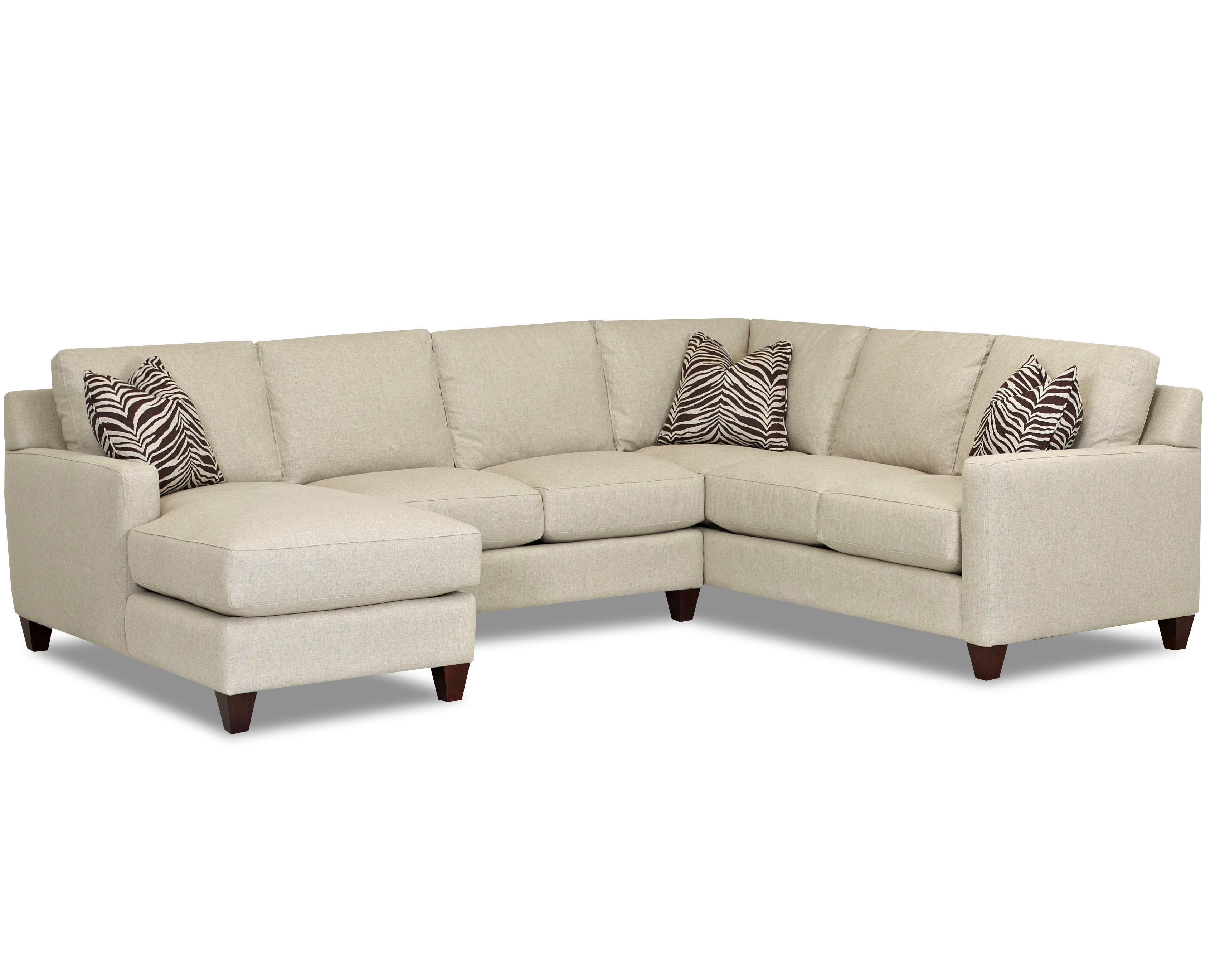 sofa store towson md bed newbury contemporary stationary sectional with track arms, left ...