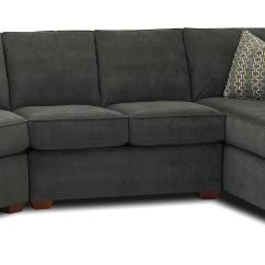 Sofa Store Towson Md Small Es Configurable Sectional Walmart With Right-facing Chaise By Klaussner ...