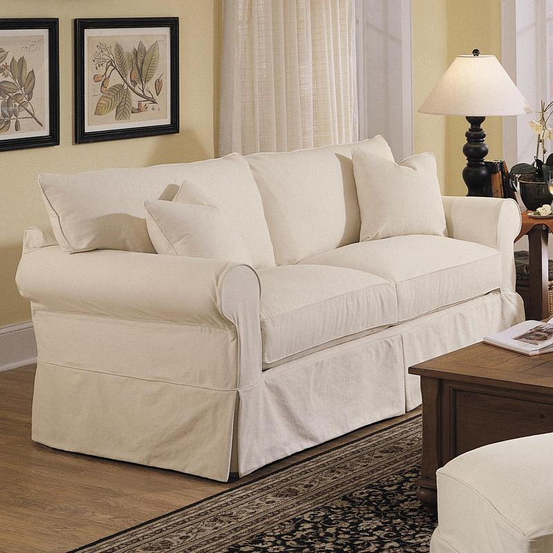 sofa store towson md sleeper sofas at wayfair slipcover with skirt by klaussner | wolf and gardiner ...