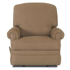 Klaussner Rocking Chair Revolving Seat Cover Stanley Reclining By | Wolf And Gardiner Furniture