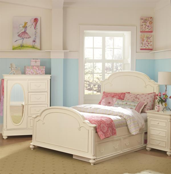 Full Arched Panel Headboard Legacy Classic Kids Wolf And Gardiner Furniture