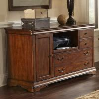 Credenza with File Drawer and Pull Out Printer Shelf by ...
