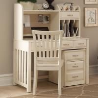 Home Office Desk with Hutch by Liberty Furniture | Wolf ...