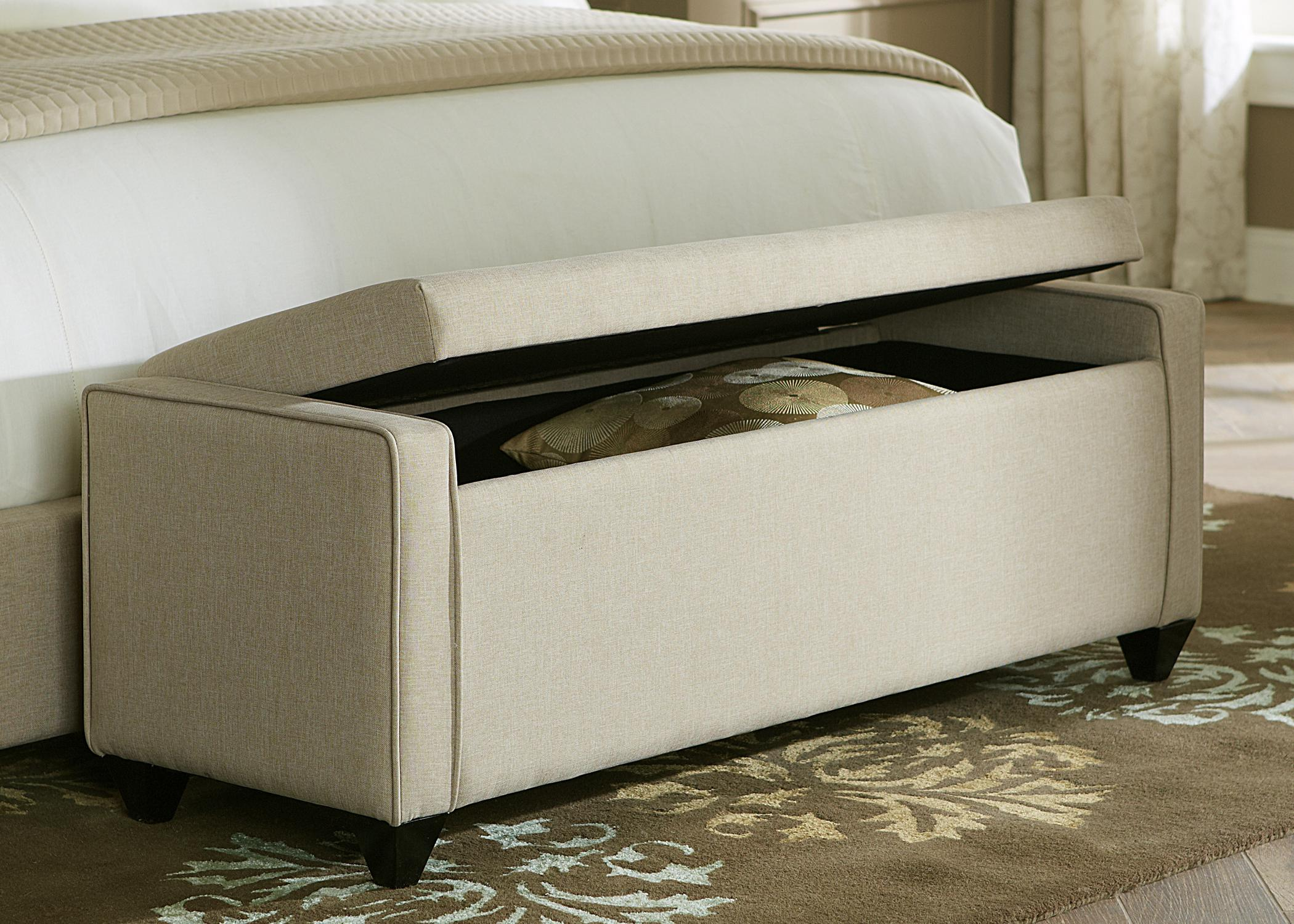 lift top bed bench by liberty furniture | wolf and gardiner wolf