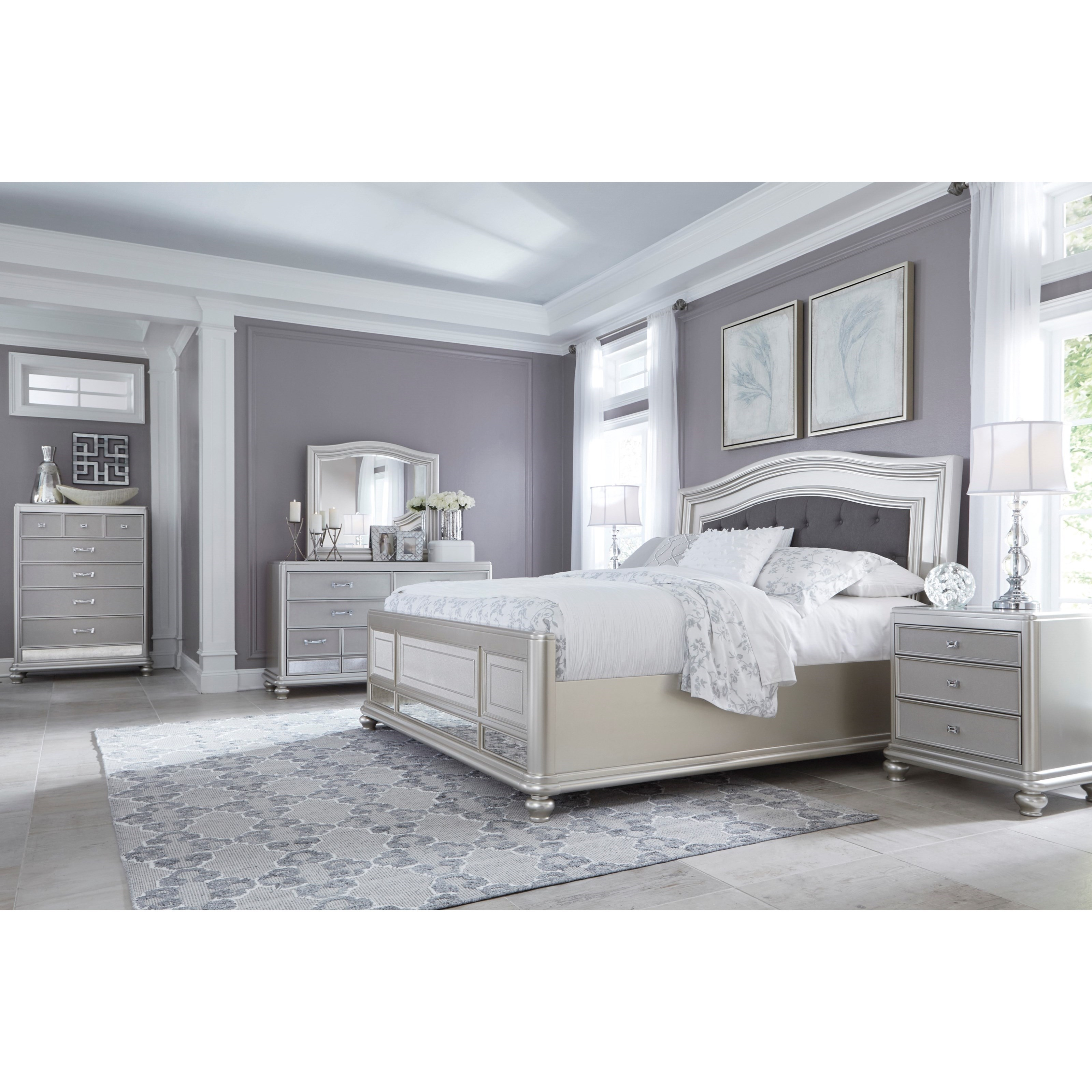 California King Bedroom Group by Signature Design by