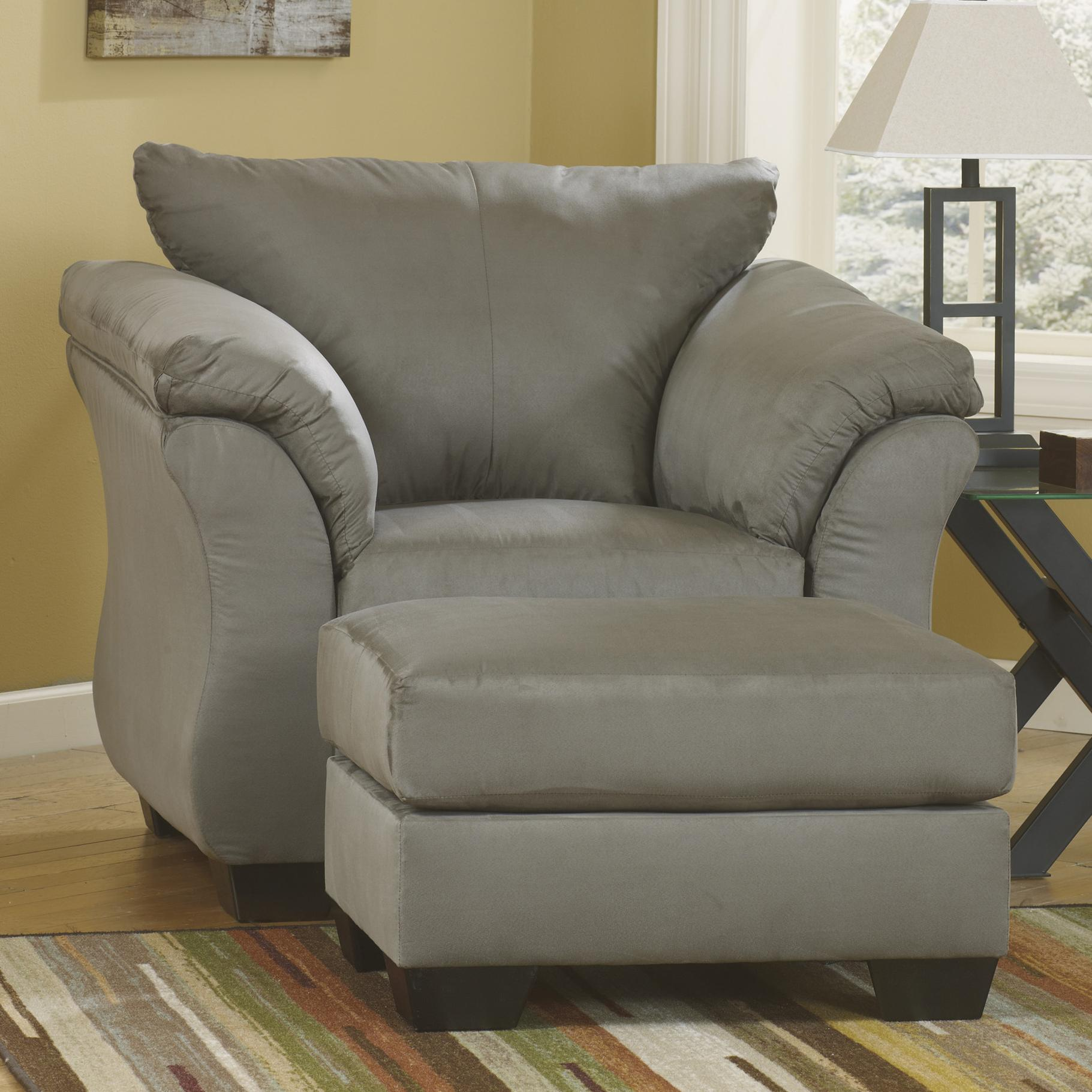 chairs and ottomans upholstered recliner chair throw covers contemporary ottoman with tapered legs by