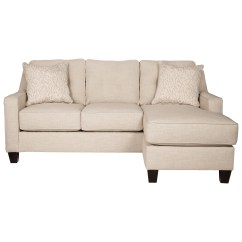 Contemporary Chaise Sofa Set Bedroom In Performance Fabric By