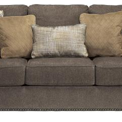 Sofa Nailhead Crate And Barrel Axis Slipcover Transitional With Trim Coil Seating By