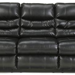 Contemporary Reclining Sofa Leather 3 Piece Covers Faux With Pillow Arms