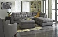 2-Piece Sectional w/ Sleeper Sofa & Right Chaise by ...
