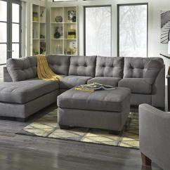 Sectional Sofas Kijiji Calgary Polyester Studio Sofa Sleeper 2 Piece W And Left Chaise By