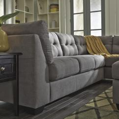 Jamestown 2 Piece Sofa And Loveseat Group In Gray Cardboard Cat Scratch Sectional With Right Chaise By Benchcraft Wolf