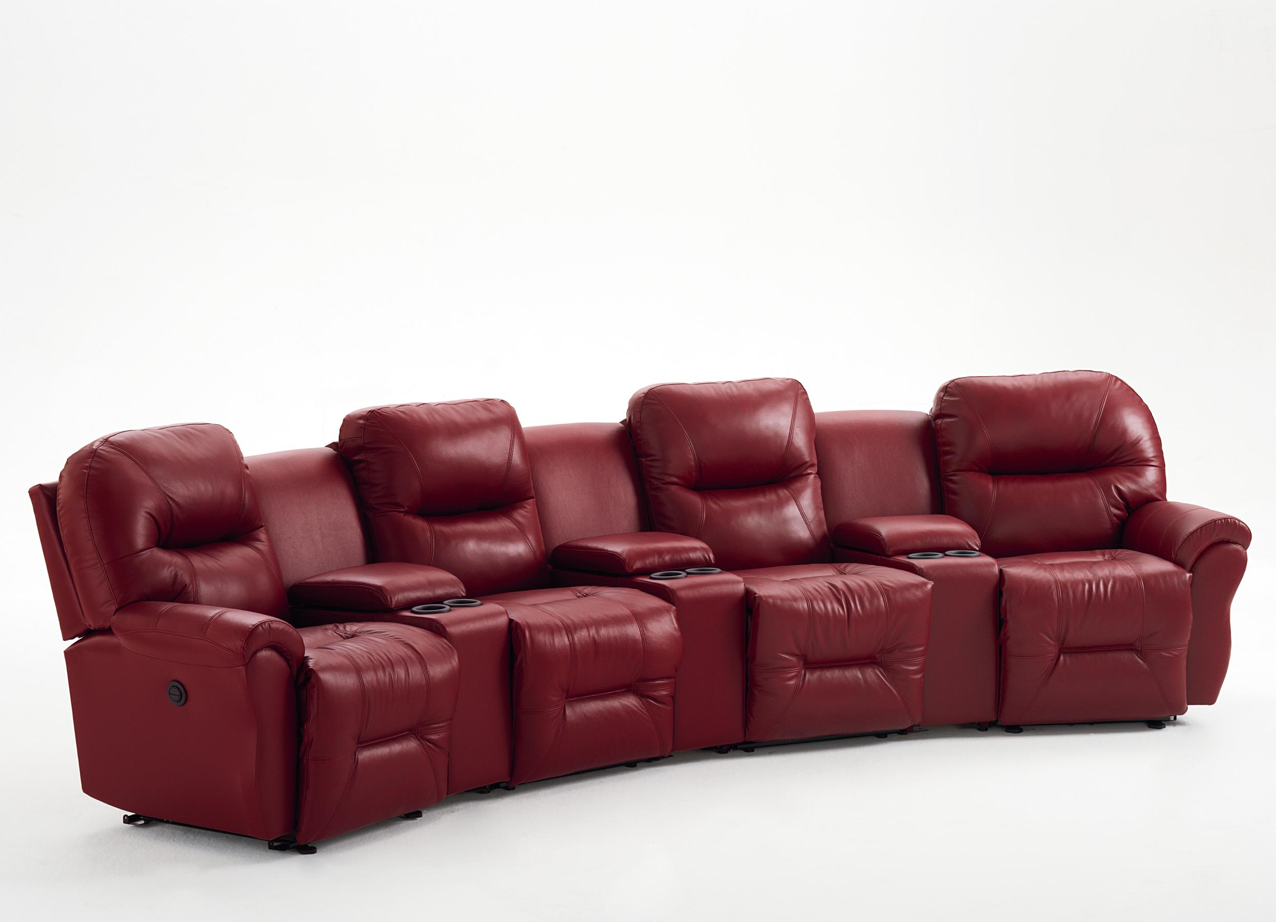 sofa theater pasadena buy corner online 4 seater power reclining home group by best