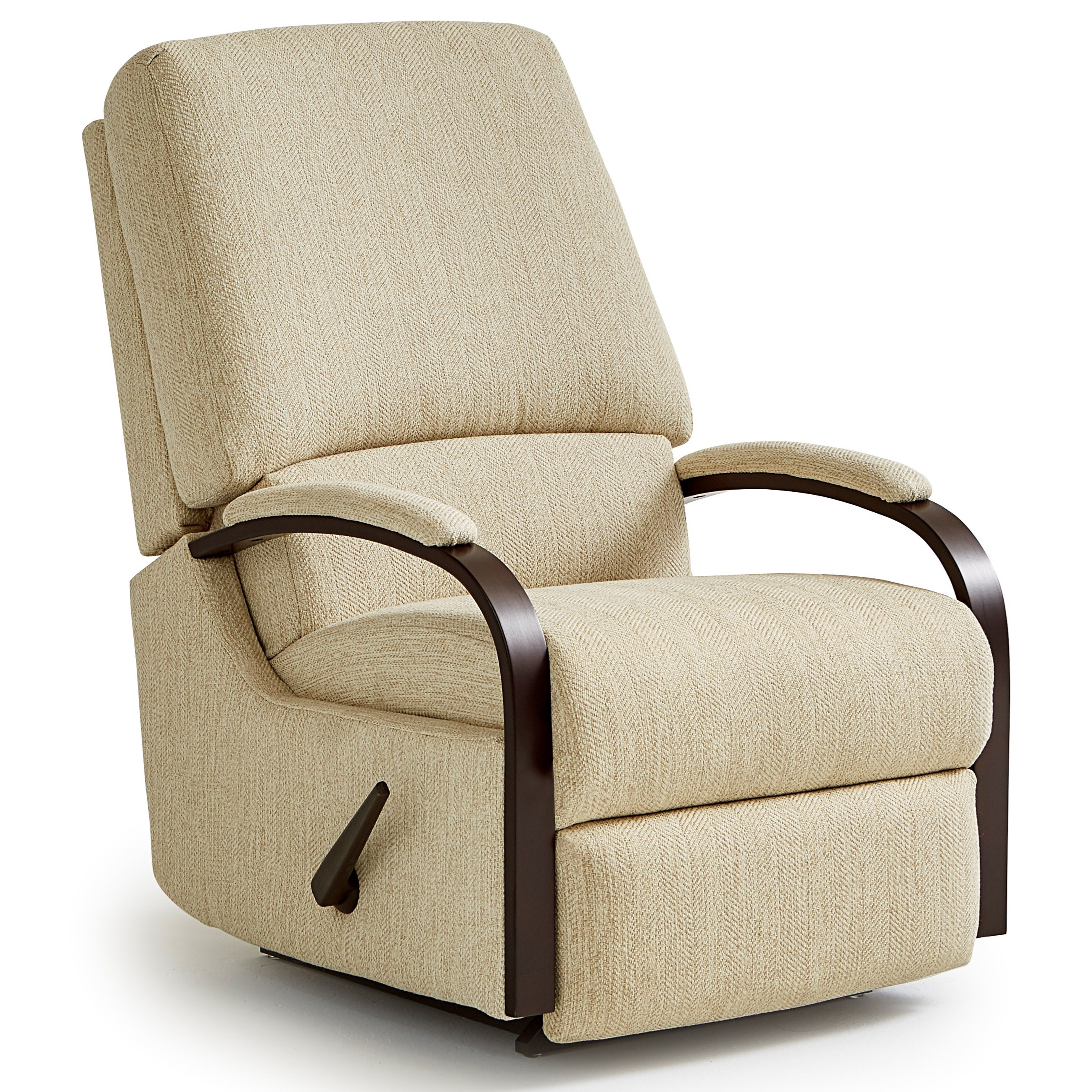 Swivel Rocking Chairs Pike Swivel Rocking Reclining Chair By Best Home