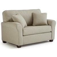 Twin Sofa Sleeper with Air Dream Mattress by Best Home ...