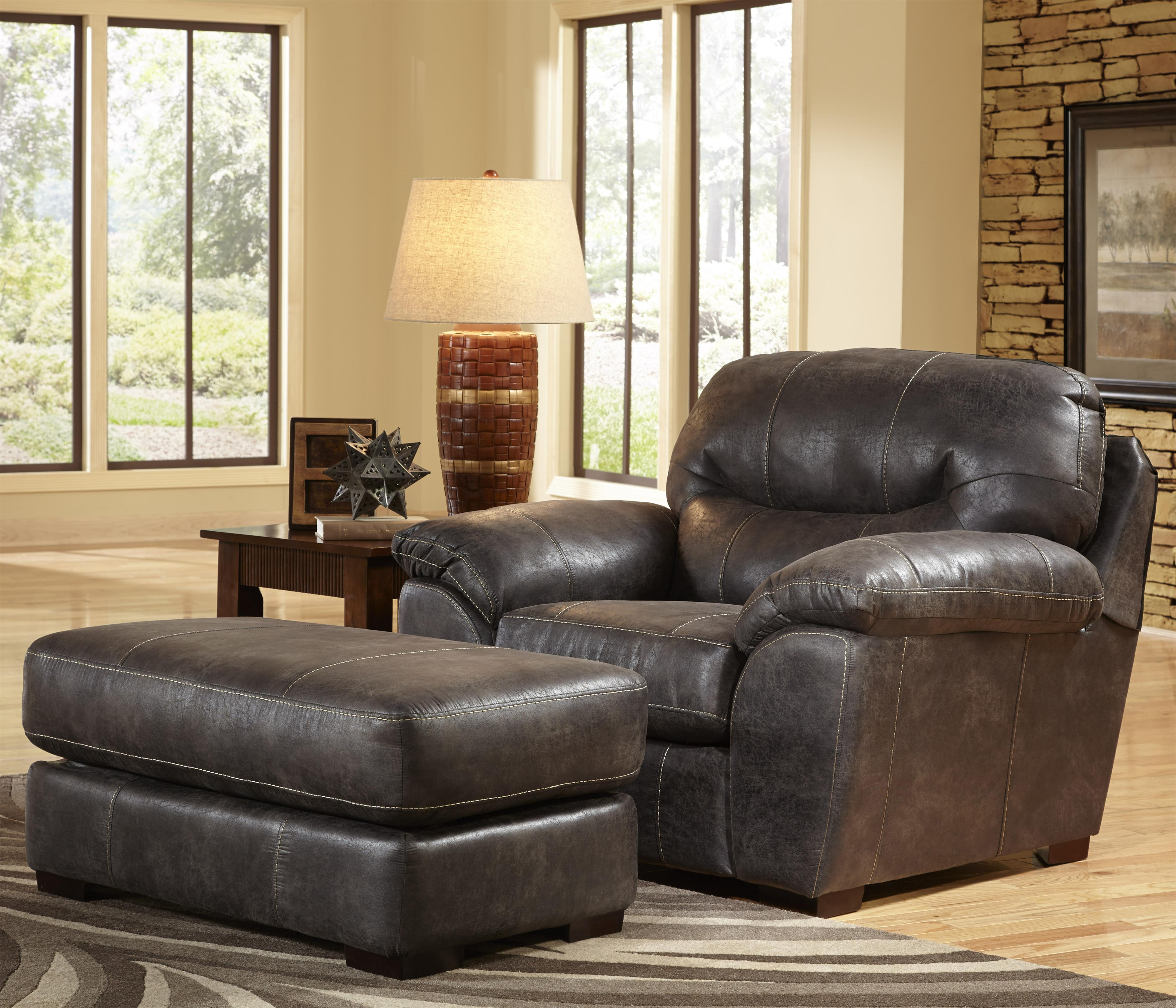 Chair And A Half With Ottoman Chair And A Half And Ottoman Set For Living Rooms And